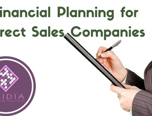 Financial Planning for Direct Sales Companies