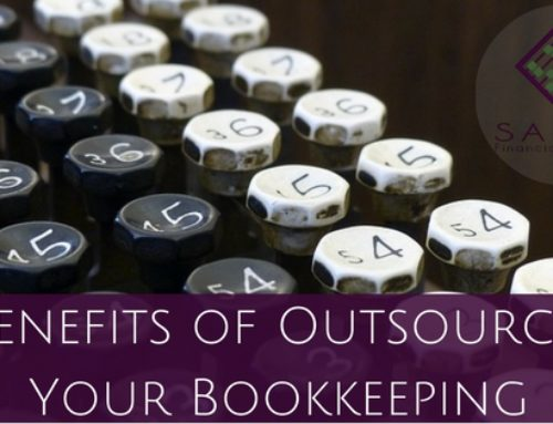 3 Benefits of Outsourcing Your Bookkeeping