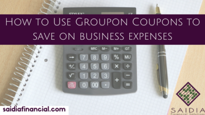 save money on business expenses