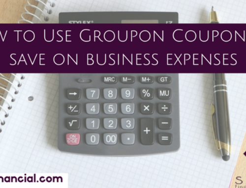 Using Groupon Coupons to Lower Business Expenses